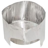 MSR Solid Heat Reflector w/ Windscreen