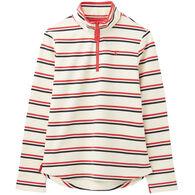 Joules Women's Fairdale Zip Neck Sweatshirt
