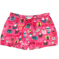 Hatley Women's Morning Coffee Pajama Boxer