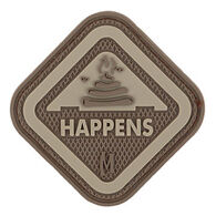 Maxpedition It Happens PVC 3D Morale Patch