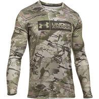 Under Armour Men's UA Camo Tag Long-Sleeve T-Shirt