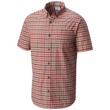 Columbia Mens Big & Tall Rapid Rivers II Short-Sleeve Shirt