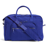 Vera Bradley Microfiber Iconic Weekender 29 Liter Travel Bag