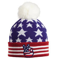 Turtle Fur Men's & Women's Great State of Maine Pom Beanie Hat