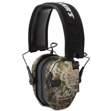 Walkers Razor Slim Shooter Folding Muff Electronic Hearing Protection