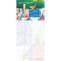 Pumpernickel Press Tug of War Magnetic List Notepad