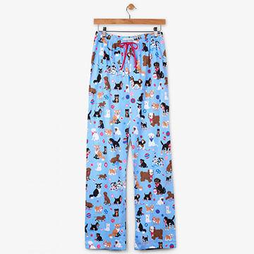 Hatley Women's Cute Pups Pajama Pant