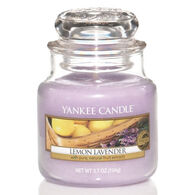 Yankee Candle Small Jar Candle - Lemon Lavender