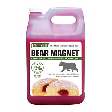 Moultrie Bear Magnet Raspberry Jelly Doughnut Bear Attractant