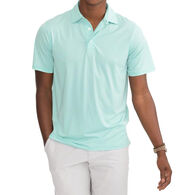 Southern Tide Men's Haig Point Stripe BRRR Performance Polo Short-Sleeve Shirt