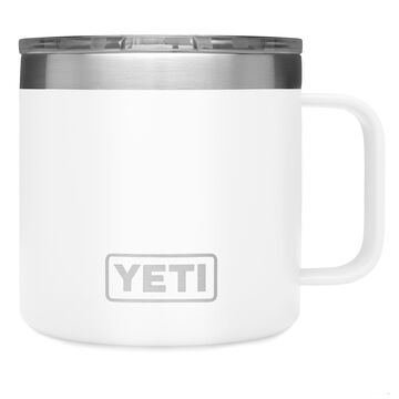 YETI Rambler 14 oz. Stainless Steel Vacuum Insulated Mug