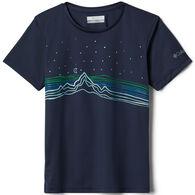Columbia Girl's Terra Trail Short-Sleeve T-Shirt