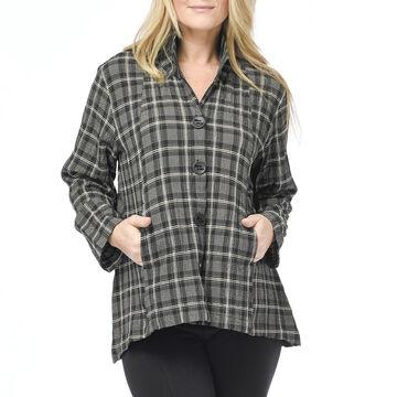 Habitat Womens Everyday Plaid Jacket