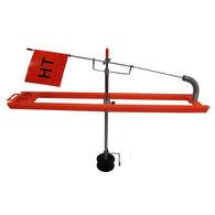 HT Enterprises Polar Tip-Up w/ 200' Metal Spool