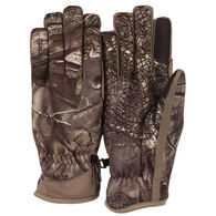 Huntworth Men's Lowden Mid-Weight Plush Fleece Lined Hunting Glove