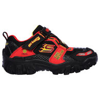 Skechers Boys' Hot Lights: Damager III - Fire Stopper Athletic Shoe