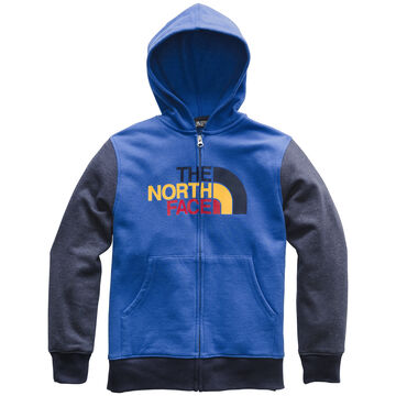 The North Face Boys Logowear Full Zip Hoodie