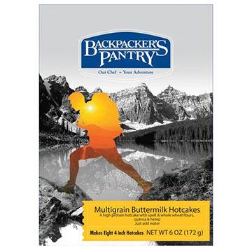 Backpackers Pantry Multigrain Buttermilk Hotcakes - 2 Servings