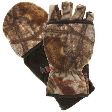 Manzella Womens Bow Hunter Convertible Hunting Glove