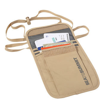 Sea to Summit Travelling Light Neck Pouch