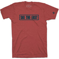 Ski The East Men's Foundation Short-Sleeve T-Shirt