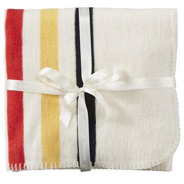 Pendleton Woolen Mills Organic Cotton Baby Blanket