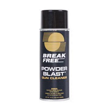 Break-Free Powder Blast Gun Cleaner