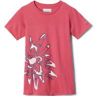 Columbia Girl's Peak Point Short-Sleeve T-Shirt