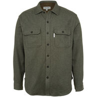 Wolverine Men's Claw Twill Long-Sleeve Shirt