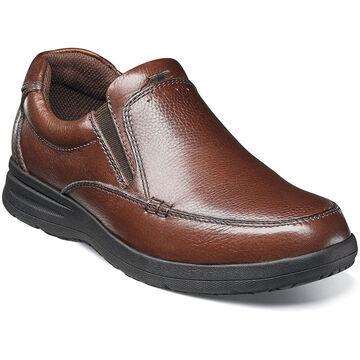 Nunn Bush Mens Cam Moc Toe Slip-On Shoe