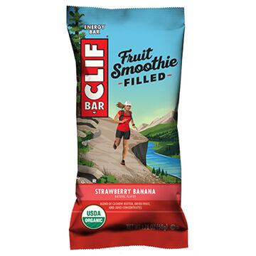 Clif Fruit Smoothie Filled Energy Bar
