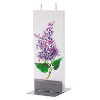 Flatyz Candle - Purple Lilac