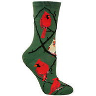 Wheel House Designs Cardinal Sock