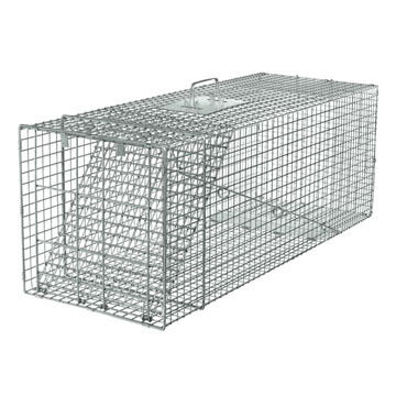 Havahart 42 Extra Large One-Door Live Animal Cage Trap