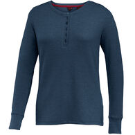 Wolverine Women's Belle Henley Long-Sleeve Shirt
