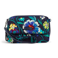 Vera Bradley Signature Cotton Iconic RFID All in One Crossbody Bag