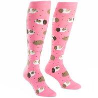 Sock It To Me Women's Guinea Piggin' Sock
