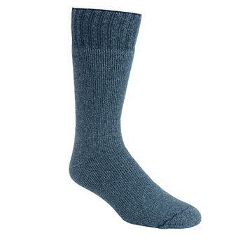 J.B. Fields Mens Wool Thermal Sock