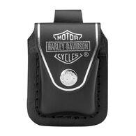Zippo Harley-Davidson Lighter Pouch w/ Belt Loop