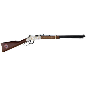 Henry Golden Boy Eagle Scout Tribute Edition 22 S/L/LR 20 16/21-Round Rifle