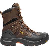 """Keen Men's Coburg 8"""" Waterproof Steel Toe Boot"""