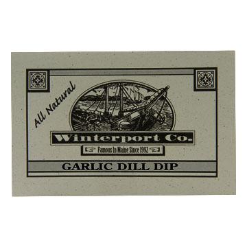 New England Cupboard Garlic Dill Dip Mix