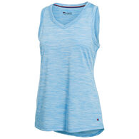 Champion Women's Double Dry Heather Tank Top