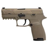 """SIG Sauer P320 FDE 9mm 3.9"""" 15-Round Pistol"""