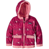 Patagonia Toddler Girl's Fuzzy Lop Hoodie