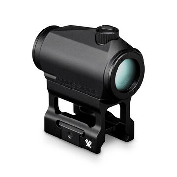 Vortex Crossfire 1x 2 MOA Red Dot Sight