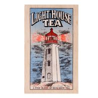 Metropolitan Lighthouse Tea Soft Wood Chest, 25-Bag