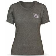 Dakine Women's Dauntless Loose Fit Short-Sleeve Surf Shirt