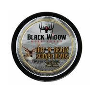 Black Widow Hot-N-Ready Scrape Beads - 2 oz.