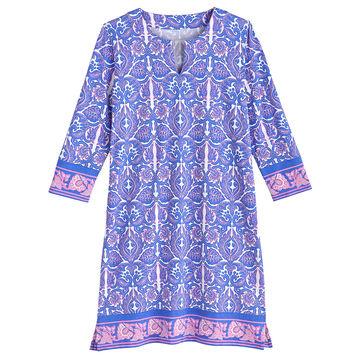 Coolibar Womens Oceanside UPF 50+ Tunic Dress
